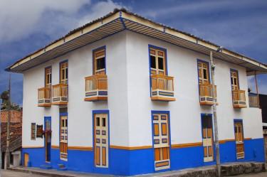 Hostal Ciudad de Segorbe Salento Colombia