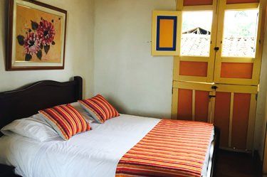 Double bed room Salento Hostal Ciudad de Segorbe