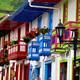 Salento Colombia. Hostel Ciudad de Segorbe