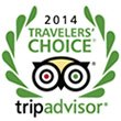 TripAdvisor Traveler Choice 2014