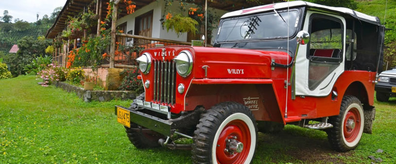 Willys Salento Colombia