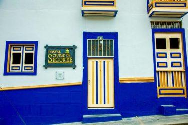 Hostel Ciudad de Segorbe facade