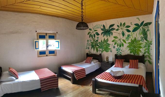 Family Room in Salento