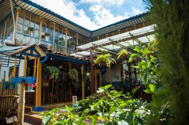 Hostal Ciudad de Segorbe Inside House
