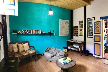 Study Room Hostel